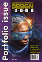Design Graphics 2001 Cover
